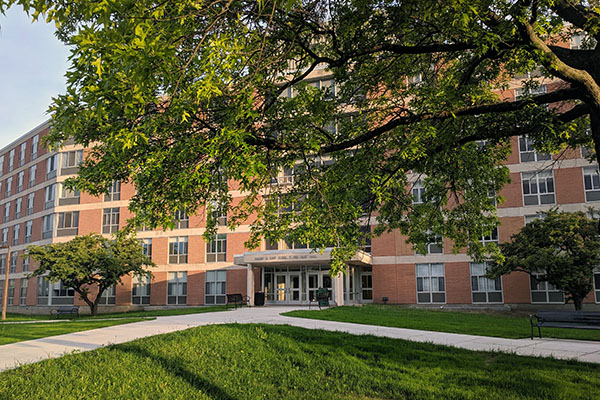 East Lansing Building
